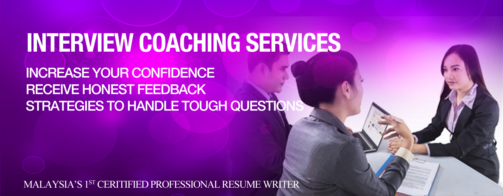 Interview Coaching Page