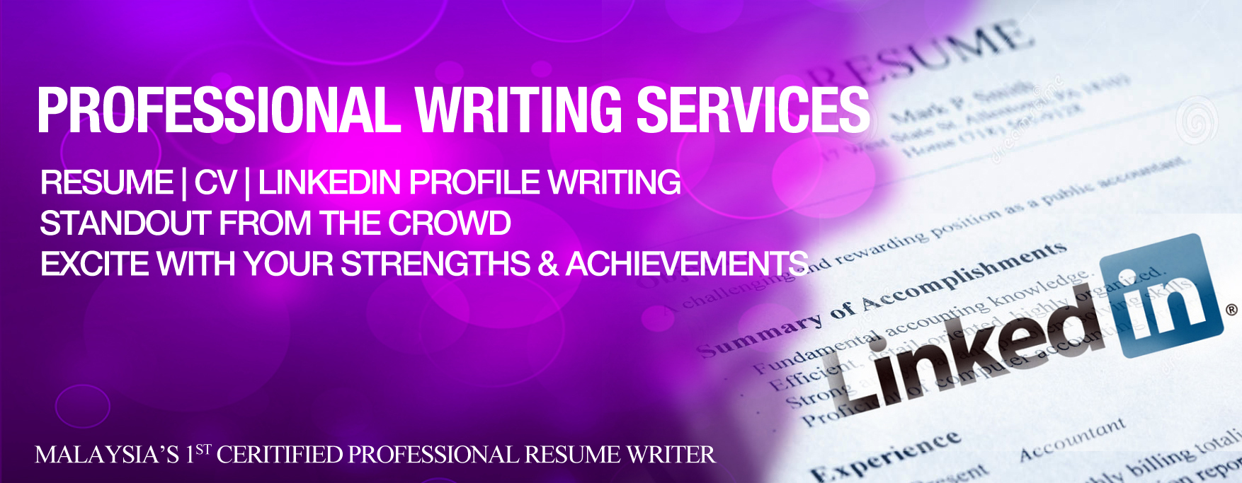 Writing Services Page