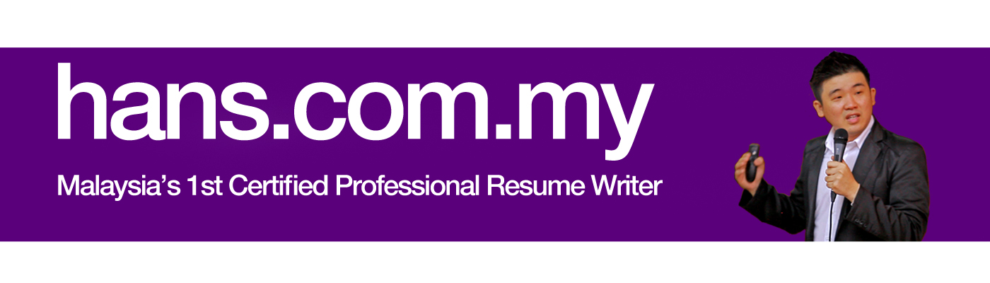 malaysia s 1st certified resume writing service resume writing